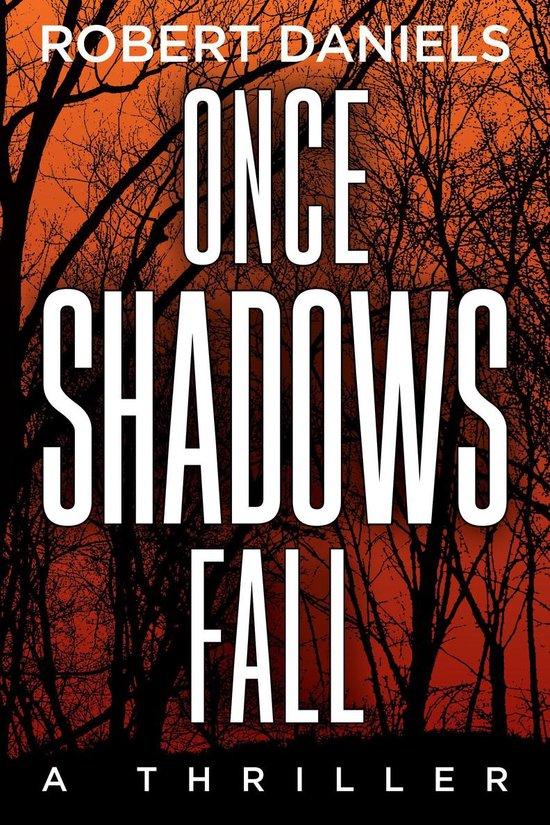 Omslag van Once Shadows Fall