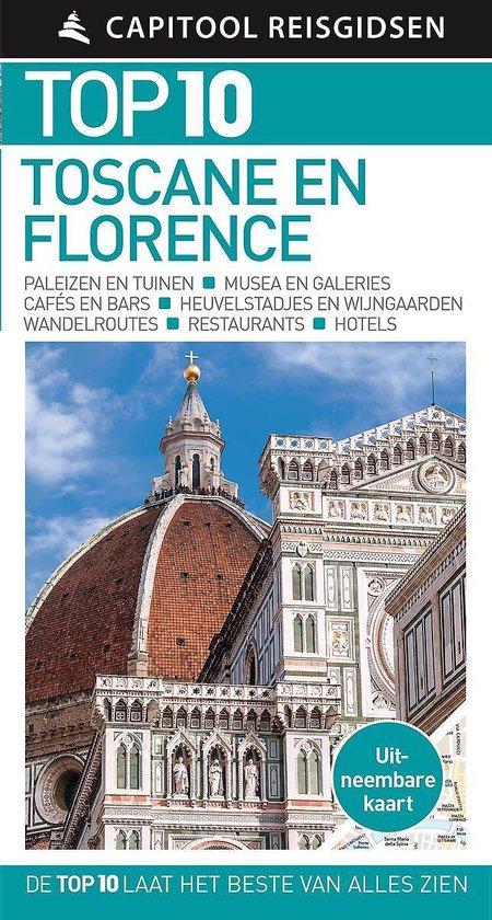 Capitool Reisgids Top 10 Toscane & Florence - Capitool | Readingchampions.org.uk