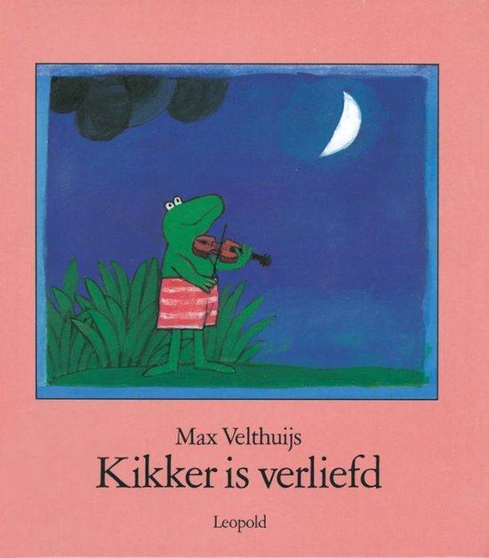 Kikker - Kikker Is Verliefd - Max Velthuijs pdf epub