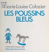 Les poussins bleus