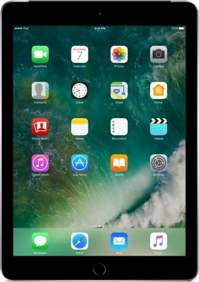 iPad 2018 128GB Space Gray Wifi only - B grade