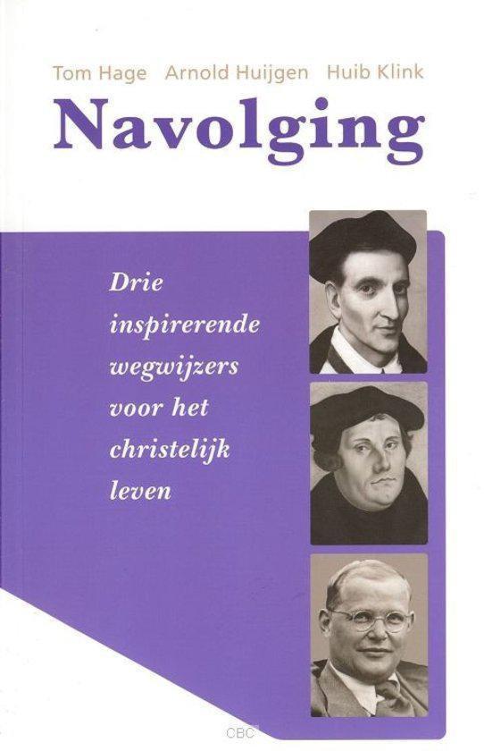 Boek cover Navolging van Tom Hage (Onbekend)