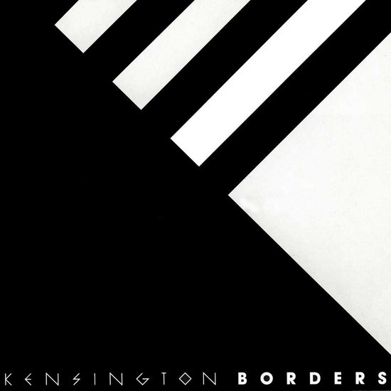 CD cover van Borders van Kensington