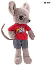 House of mouse knuffel muis papa