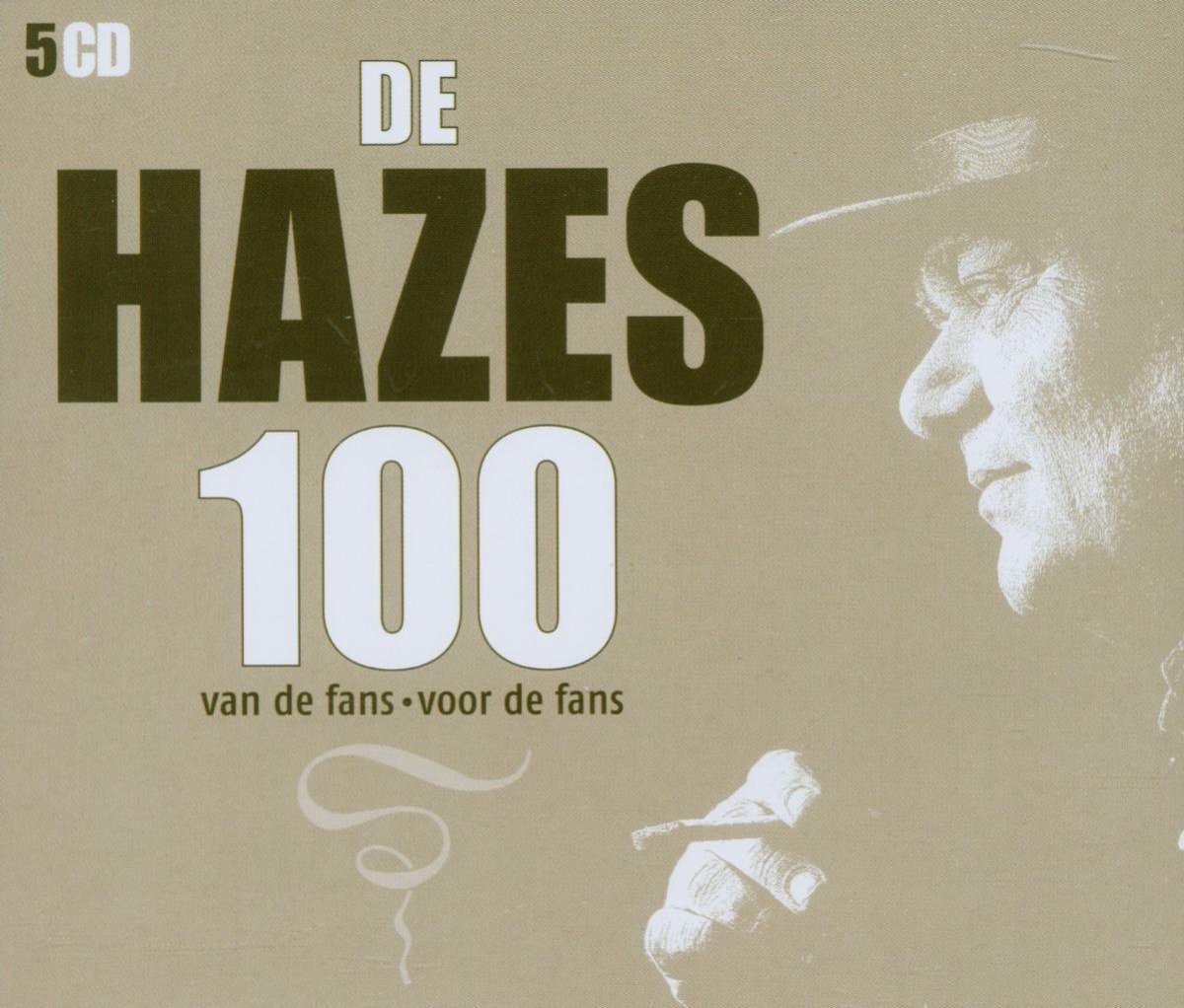 Hazes 100 (5CD) - André Hazes