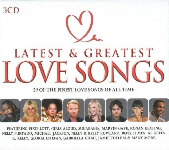 Latest & Greatest Love Songs
