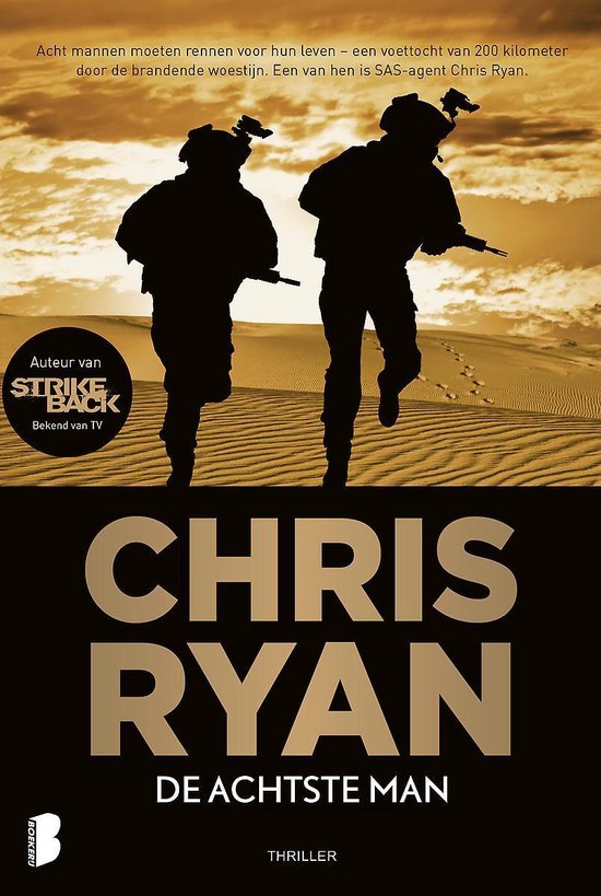 De achtste man - Chris Ryan |
