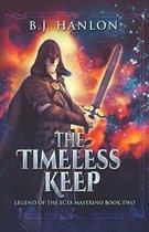 Boek cover The Timeless Keep van Bj Hanlon