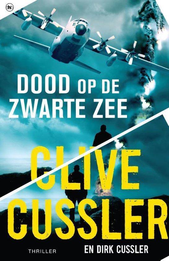 Dood op de Zwarte Zee - Clive Cussler   Fthsonline.com
