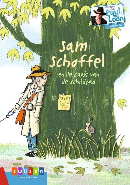 Toneellezen  -   Sam Schoffel en de zaak van de schildpad