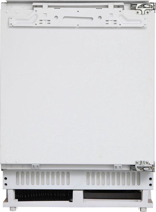 Koelkast: Exquisit UKS130-8A+ - Onderbouw koelkast, van het merk Exquisit