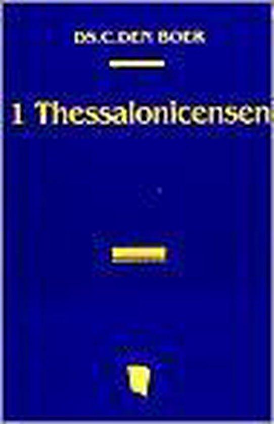 Cover van het boek '1 Thessalonicensen' van C. den Boer
