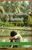 Internal Conflicts in Myanmar