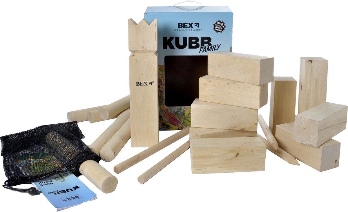 Kubb - Familiespel