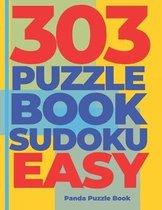 303 Puzzle Book Sudoku Easy