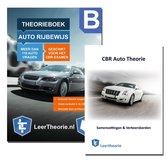Boek cover AutoTheorieboek Rijbewijs B 2020 + AutoTheorieboek Samenvatting - Auto Theorie Rijbewijs B 2020 van Leertheorie