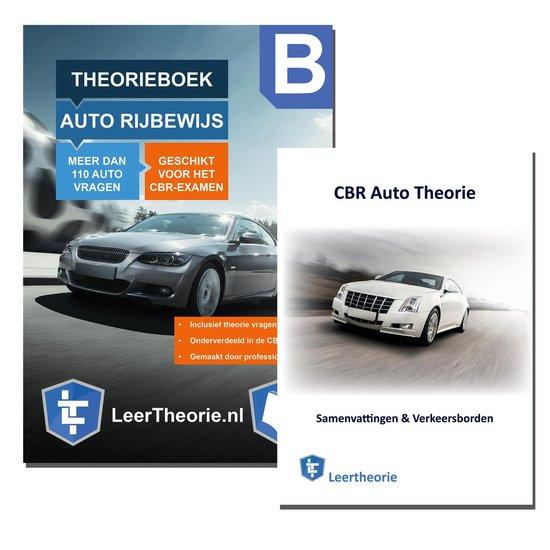 Afbeelding van AutoTheorieboek Rijbewijs B 2020 + AutoTheorie Boek Samenvatting - Auto Theorie Rijbewijs B 2020