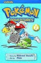Pokemon Adventures Red & Blue Box Set (Set Includes Vols. 1-7)