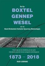 De lijn Boxtel-Gennep-Wesel van de Noord-Brabantsch-Duitsche-Spoorweg-Maatschappij