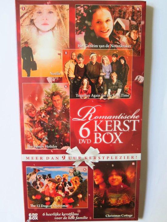 Romantische kerstbox (6 DVD)