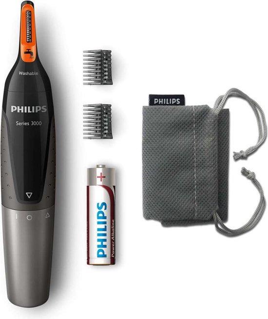 Philips Series 3000 NT3160/10 - Neus- en oorhaartrimmer