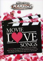 Star Trax Karaoke - Movie Love Songs