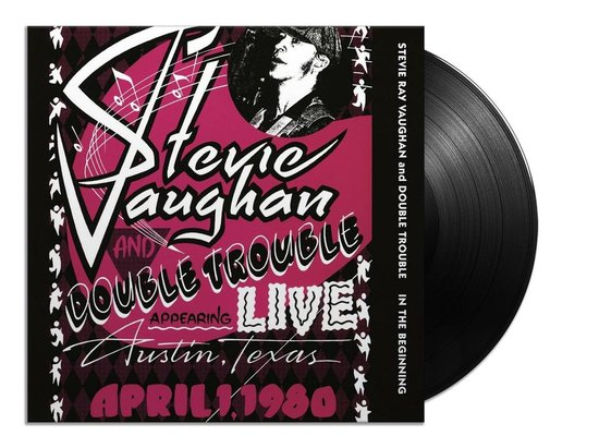 In The Beginning - Stevie Ray Vaughan