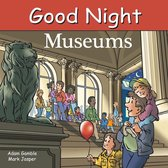 Omslag Good Night Museums