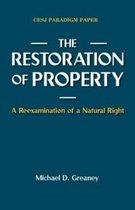 The Restoration of Property