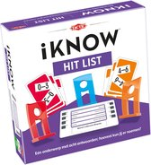 iKNOW Hit List - bordspel
