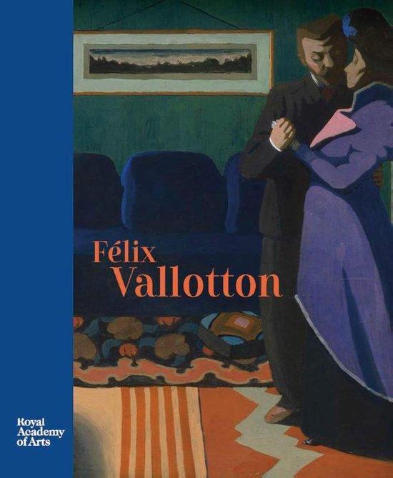 Boek cover Felix Vallotton van Dita Amory (Hardcover)