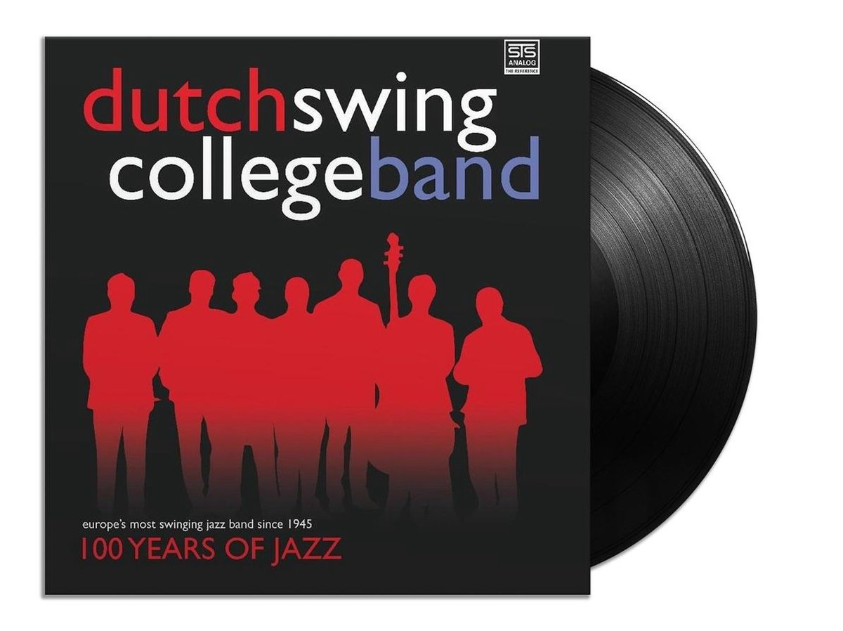 100 Years Of Jazz (LP) - Dutch Swing College Band