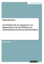 Zur Problematik der Integration von MigrantInnen und die Wirkung von Kommunikation im Prozess der Assimilation