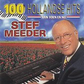 Stef Meeder - 100 Hollandse Hits Van Toen En Nu (2 Cd's)