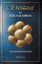 Omslag L'énigme Du Roi Salomon