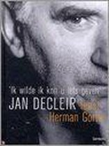 Jan Decleir leest Herman Gorter: 'Ik wilde ik kon u iets geven'