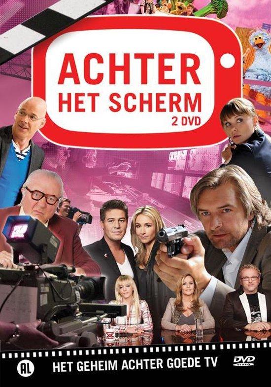 Cover van de film 'Achter Het Scherm'