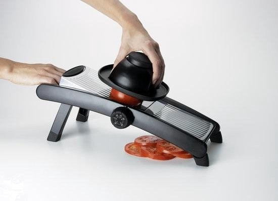 OXO Good Grips Chef's Mandoline Slicer - Zwart