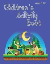 Children's Activity Book Ages 8-12