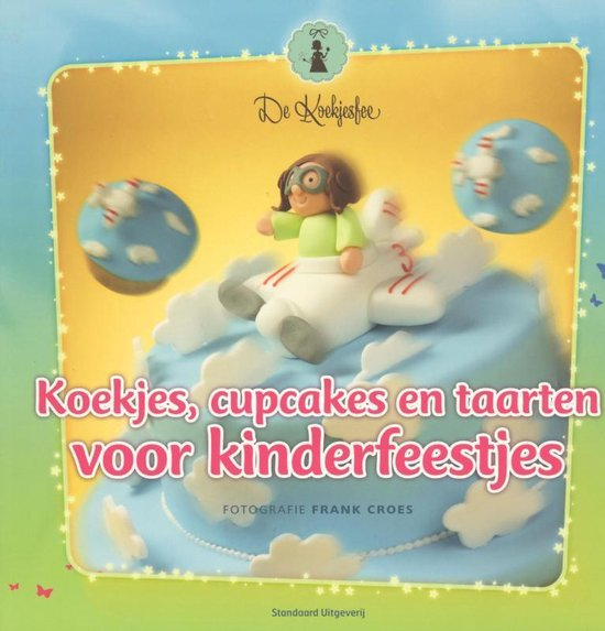 Koekjes, cupcakes en taarten voor kinderfeestjes