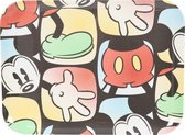 Zak!Designs Disney Mickey Dienblad - 40 x 30 cm - Kunststof