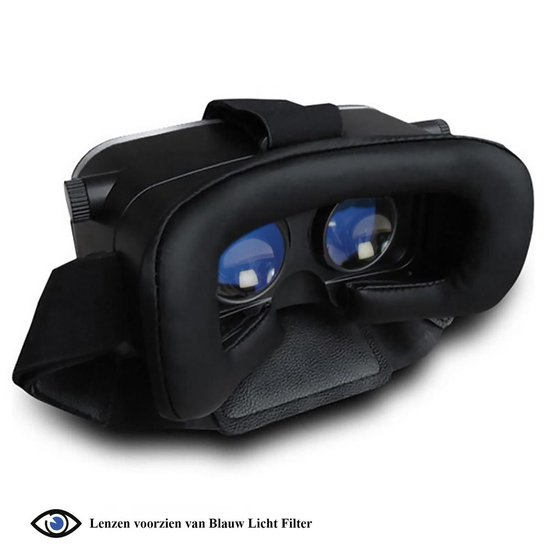 Virtual Reality bril - VR-i EVOLUTION 3S
