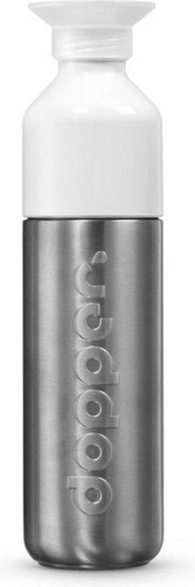 Dopper Drinkfles Steel 490 ml - roestvrij staal