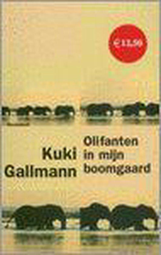 Olifanten In Mijn Boomgaard - Kuki Gallmann pdf epub