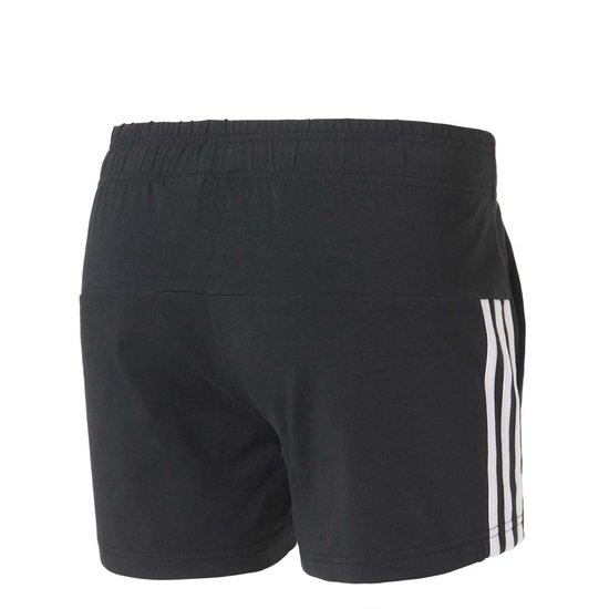 adidas Essentials 3-Stripes Short - Sportbroek - Dames - XS - Black
