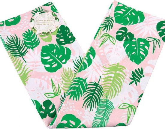 Rex London - Theedoek tropical palm