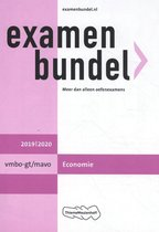 Examenbundel vmbo-gt/mavo Economie 2019/2020