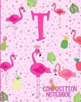 Composition Notebook T
