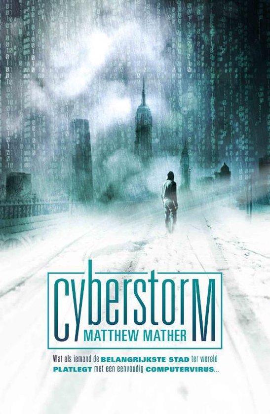 Cyberstorm - Matthew Mather | Fthsonline.com