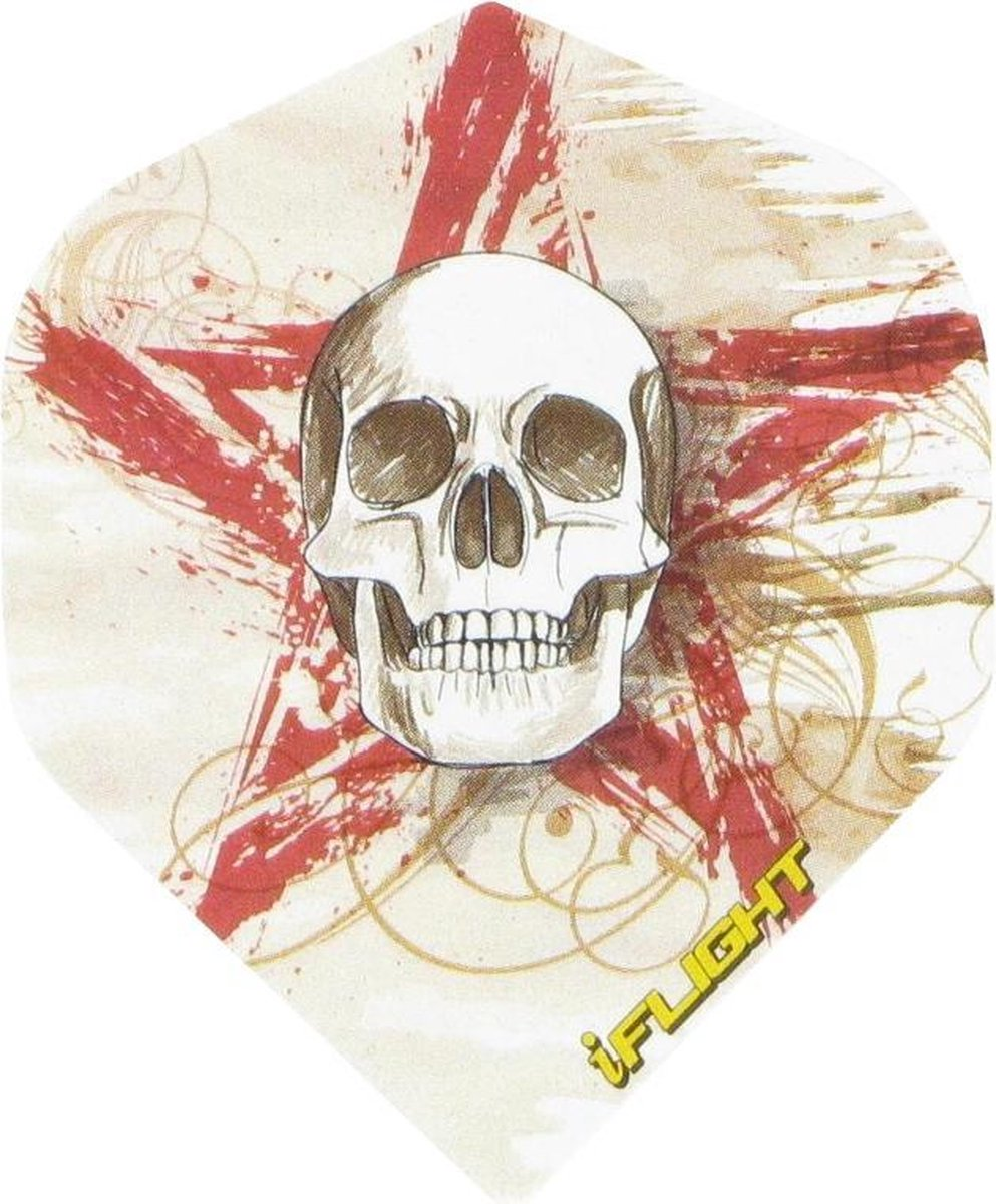 McKicks i-Flight Skull Blood Star